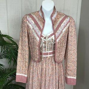 Jessica McClintock Dresses - Jessica McClintock Vintage Gunne Sax